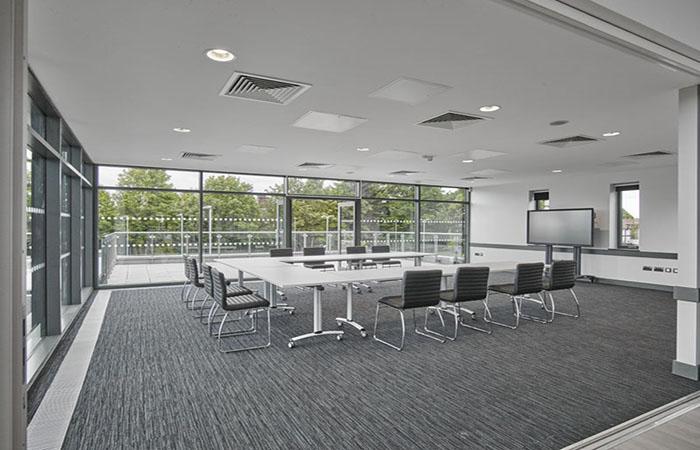 Training room 1 at Arbour Park