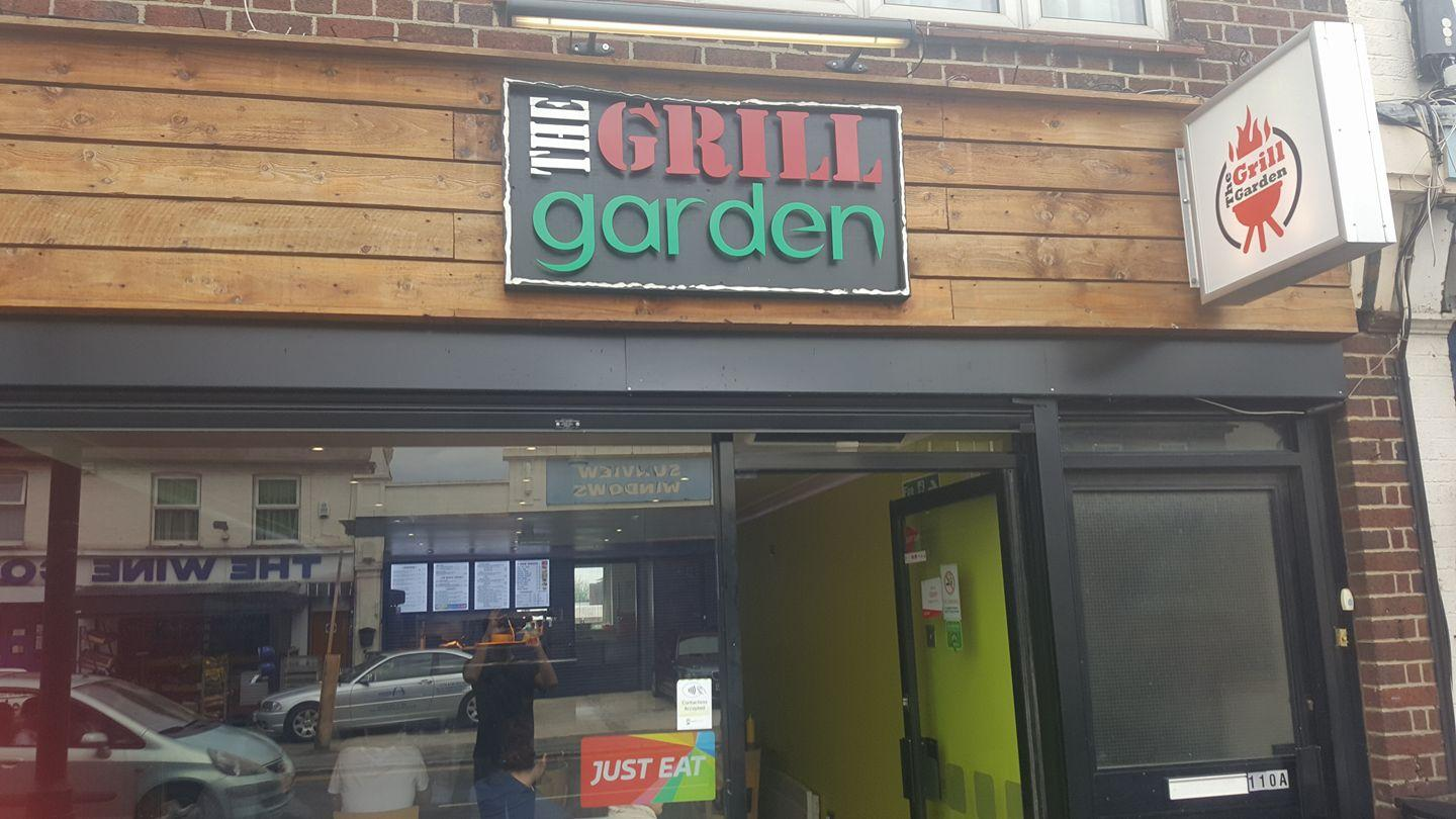 Image of grill garden